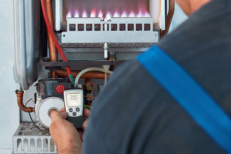 Gas Boiler Service Cost in Crawley West Sussex